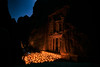 Petra by Night (Jack R. Seikaly Photography) Tags: maangovernorate jordan jo architecture petra lost city night candles stars astro