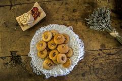 Bibi Turizem (Luxury of Freedom) Tags: bigberry big berry bibi turizem sowing linen cookies figurines sheet partner
