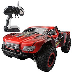 Fistone RC Car Rock Crawler High Speed Racing Cars Buggy 2.4G Remote Control Monster Truck Off-Road Vehicle Hobby Electronic Game Kids Toys Model (Red) (saidkam29) Tags: 24g buggy cars control crawler electronic fistone game high hobby kids model monster offroad racing remote rock speed toys truck vehicle