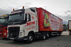DSC_0004 (richellis1978) Tags: truck lorry haulage transport logistics hgv lgv cannock volvo fh fh4 bulkfreight waste bulk dx66pcy tag