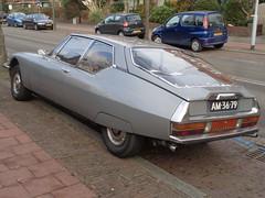 1971 Citroën SM (Skitmeister) Tags: skitmeister carspot nederland netherlands holland car auto pkw voiture 2017 am3679
