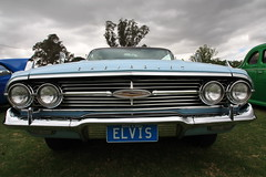 Rock & Roll. (Ian Ramsay Photographics) Tags: rockroll chev dedicated diehard fan sounds stationary continual strains elvis camden newsouthwales australia