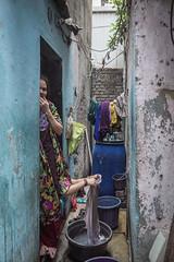 Mumbai - Bombay - Dharavi slum tour-18