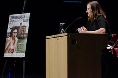"""Conferencia: """"Mujeres en el terror"""" con Violeta Kovacsics"""
