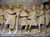 Milan - Basilica of Sant'Ambrogio (Martin M. Miles) Tags: milan milano mailand frederickbarbarossa barbarossa basilicaofsantambrogio ambrose ambrosius arianism ambo pulpit stilichossepulchre sarcophagus earlychristian magi phrygiancap phrygian wwii lombardy italy