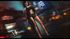 Catching fire, let the light become (Hara ♥) Tags: kumuckyhara secondlife kustom9 moon villena eliavah empire luxe taikou mulloy
