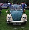 VW Beetle (wontolla1 (Septuagenarian)) Tags: heaton park prestwich trans lancs rally vw volkswagen beetle beat beatle car auto automobile panasoniclumix14mmf25asphpancake
