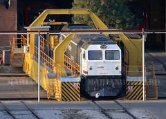 La 410 (Mariano Alvaro) Tags: 319 410 renfe mercancias locomotora diesel tcr bmi villaverde carro transbordador