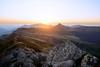 Sunset sur le Cantal (Gilles Bourdreux Photography) Tags: france cantal montagne mountain rocks rochers sunset sun puy mary vallée soleil sky voyage travel randonnée marche volcan platinumheartaward