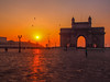 Mumbai 2015 (hunbille) Tags: india mumbai gateway birgittemumbai2lr gatewayofindia gate indiagate dawn sunrise bombay 15challengeswinner fotocompetitionsilver