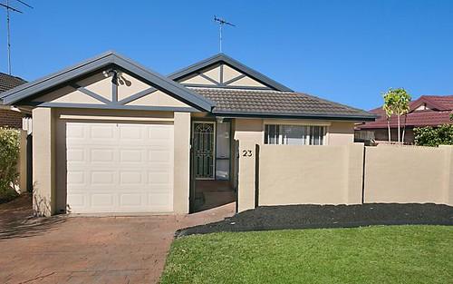 23 Majestic Drive, Stanhope Gardens NSW