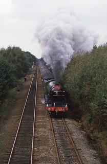 4472 between Parbold and Appley Bridge 1987.
