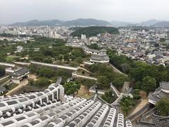 Himeji, Japan, September 2017