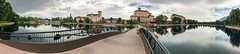 20170831-153914 (fritzmb) Tags: colorado coloradosprings event keyword northamerica place source sourcefritzmb usa bridge building descriptor hotel lake landscape mountain nature panorama phototechnique public structure vacation water