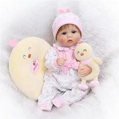 NPK 17′′ Realistic Handmade Reborn Baby Doll Soft Silicone Vinyl Lifelike Newborn (1188203) #Banggood (SuperDeals.BG) Tags: superdeals banggood toys hobbies npk 17′′ realistic handmade reborn baby doll soft silicone vinyl lifelike newborn 1188203