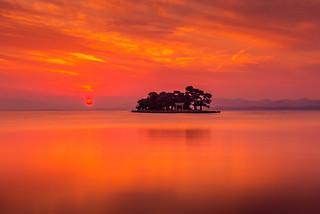 sunset 6724