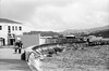 Evans Bay, Wellington, New Zealand (Ben Howe NZ) Tags: 2017 35mmfilm 85mm12nikkor blackwhite door fe2 ilforddelta400 monochrome nikonfe2 wellington window photography