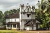 The Church at Soccoro in Goa (Anoop Negi) Tags: goa india church mae de deus chapel paitona salvadordomundo bardez anoop negi ezee123 photo photography culture goan festival harvest marius fernandes