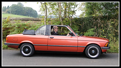 IMG_0343 1983 BMW 320 Cabriolet (Scotchjohnnie) Tags: bmw320cabriolet bmw320 bmw cabriolet convertible beamishmuseumclassiccarrally2017 beamish beamishmuseum car carshow automobile automotive vehicle classiccar vintagecar veterancar northeastengland canon canoneos canon7dmkii canonef24105mmf4lisusm scotchjohnnie road