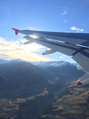 Out from Innsbruck