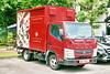 Fuso Canter in Singapore 24.9.2017 2987 (orangevolvobusdriver4u) Tags: archiv2017 2017 singapore singapur singapura lkw lastwagen truck mitsubishi fuso canter fusocanter catersmith