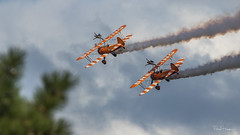 Breitling Wingwalkers (patrick.honegger) Tags: wingwalker wingwalking aerobatics airshow planespotting aircraft airplane stunt