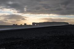 Dyrhólaey Penninsula & Reynisfjara Beach - Iceland (Toine B.) Tags: dyrhólaey penninsula reynisfjara beach iceland black sand islande