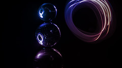 Lightpainting Ball (Martina Stoltz) Tags: light painting lightpainting ball crystal crystalball glas glaskugel lichtmalerei licht kreativ flickr instagram instagood instagramer nikon d7200 tamron