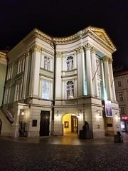 Prague at Night (kmoliver) Tags: prague night nightshots lighting