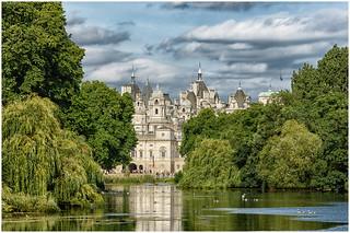 London , St.James Park   …