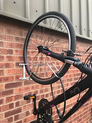cycle-racks.com Wall Hanging Bracket 1 -11