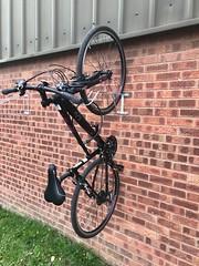 cycle-racks.com Wall Hanging Bracket 1 -5