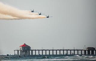 2017 Huntington Beach Air Show - Blue Angels