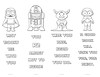 Star Wars Colouring Bookmarks - Set 3 (Enokson) Tags: starwars star wars bookmark book mark marks marker markers bookmarks sciencefiction fantasy print printing printable printables free color colour coloring colouring colourityourself colourit colorit pageholder bookmarkers cute chibi blackandwhite blackwhite lineart linedrawing clipart library libraries school schools schoollibrary schoollibraries education educational jenokson enokson colorityourself