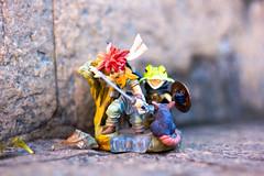 Crono e Frog (FaruSantos) Tags: chronotrigger chronotriggerformationarts toys miniaturas games videogames jogos