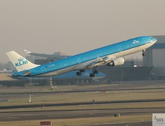 KLM A330-303 PH-AKB taking off at AMS/EHAM (AviationEagle32) Tags: amsterdam amsterdamschipholairport ams amsterdamairport amsterdamschiphol schiphol schipholairport schipholviewingterrace panoramaterrace eham thenetherlands holland airport aircraft airplanes apron aviation aeroplanes avp aviationphotography avgeek aviationlovers aviationgeek aeroplane airplane planespotting planes plane flying flickraviation flight vehicle tarmac klm klmroyaldutchairlines airfranceklm airbus airbus330 a330 a330300 a333 a330303 phakb takeoff departure
