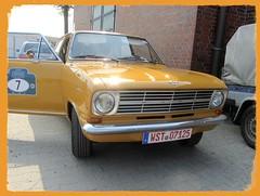 Opel Kadett B (v8dub) Tags: opel kadett b allemagne deutschland germany german gm niedersachsen cloppenburg pkw voiture car wagen worldcars auto automobile automotive old oldtimer oldcar klassik classic collector