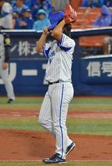 DSC_0036 (Kao.O) Tags: 横浜denaベイスターズ baystars プロ野球 横浜スタジアム ハマスタ 三嶋一輝