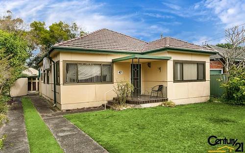 47 Evans St, Sans Souci NSW 2219