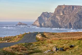 """Glen Head"" - The Cliffs of Glencolmcille"
