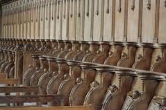 120719 La Chaise Dieu (J J D) Tags: abbaye abbatiale moine siège prière chaisedieu