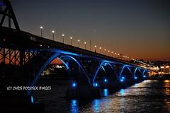 10182017_IMG_5693 (Chris Podosek) Tags: niagara river peace bridge buffalo wny wnyimages sunset timelapse
