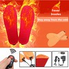 Remote Rechargeable Shoe Boot Foot Infrared Foot Warmer Thermal Insoles Heated Pads (1109963) #Banggood (SuperDeals.BG) Tags: superdeals banggood health beauty remote rechargeable shoe boot foot infrared warmer thermal insoles heated pads 1109963