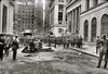 Socialist terrorism on Wall Street. The explosion killed and injured dozens in the financial district on September 16, 1920. A horse wagon loaded with dynamite and iron shrapnel blew up in front of the J.P. Morgan bank at 23 Wall Street. New York. (wavz13) Tags: oldphotographs oldphotos 1920sphotographs 1920sphotos oldphotography 1920sphotography vintagesnapshots oldsnapshots vintagephotographs vintagephotos vintagephotography filmphotos filmphotography historicphotographs historicphotos historicphotography newyorkphotographs newyorkphotos oldnewyorkphotography oldnewyorkphotos vintagenewyork vintagemanhattan vintagenewyorkphotography vintagenewyorkphotographs vintagenewyorkphotos oldbuildings vintagebuildings urbanphotography urbanphotos urbanscenes cityphotography cityphotos vintagecars vintagecar oldcar oldcars manhattanskyline newyorkskyline newyorkskyscapers manhattanskyscapers manhattanhistory newyorkhistory oldmanhattan urban grain grainy 1920smanhattan 1920snewyork oldnewyork oldlowermanhattan vintagelowermanhattan oldwallstreet vintagewallstreet wallandbroad broadandwall oldclothes vintageclothes antiqueclothes antiqueclothing vintageclothing oldclothing violence bombing