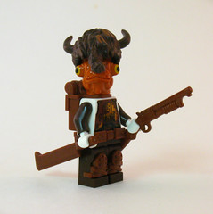 Mon (Synthetic bug) Tags: lego akbar brickarms brickforge brown tech west apoc
