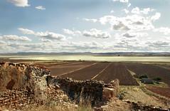 IMG_0582 Dried Lagoon of Gallocanta (jaro-es) Tags: canon clouds spanien spain spanelsko sky españa eos70d nature natura natur naturewatcher naturemaster naturesfinest landschaft landscape