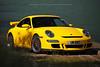 Porsche, 997, Hong Kong (Daryl Chapman Photography) Tags: un997 porsche german 911 997 hongkong china sar car cars auto autos automobile automobiles yellow yellowfever canon 5d mkiii 70200l