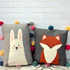 "Chic Pom Pom Cushions • <a style=""font-size:0.8em;"" href=""http://www.flickr.com/photos/29905958@N04/37810747061/"" target=""_blank"">View on Flickr</a>"