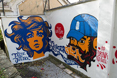 Street Art Visby (arkland_swe) Tags: streetart visby photowalkgotland
