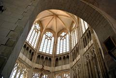 Saint-Thibault (Côte d'Or) (odile.cognard.guinot) Tags: 14esiècle égliseprioralenotredame choeur côtedor bourgognefranchecomté bourgogne saintthibault